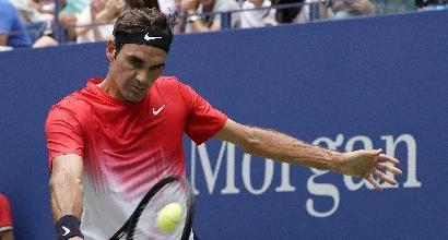 Tennis, US Open: Federer avanti a fatica con Youzhny, Nadal vittoria in rimonta