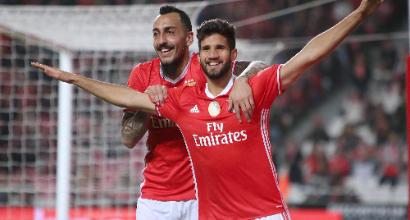 Inter Lisandro Lopez in panchina con la Roma. Ma si complica Rafinha