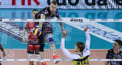 Volley, Superlega: Perugia ko indolore, la Lube chiude seconda