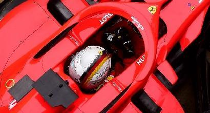 """F1, Vettel: """"Vogliamo il titolo a Maranello"""""""
