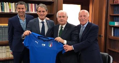 Italia, Mancini ct: 2 anni di contratto ma con vista Qatar 2022