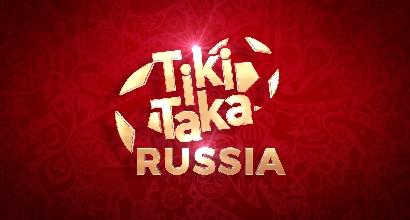 Tiki Taka Russia: si comincia mercoledì 13 giugno