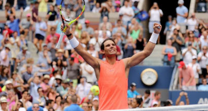 US Open: Nadal e Serena Williams ai quarti