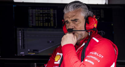 F1 Giappone, Arrivabene: