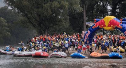 Canoa, Adigemarathon 2018: vince il K2 tedesco senior olimpico Kroener/Paufler
