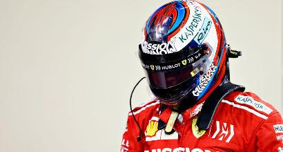 """Raikkonen, ciao Ferrari: """"Il Mondiale 2007 resterà per sempre"""""""