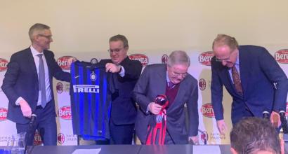 Stadio e sponsor, Inter e Milan sempre più a braccetto