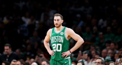 Nba: Boston crolla a Toronto, Jokic trascina Denver contro OKC