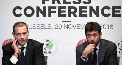 Champions League, UEFA e ECA preparano la rivoluzione