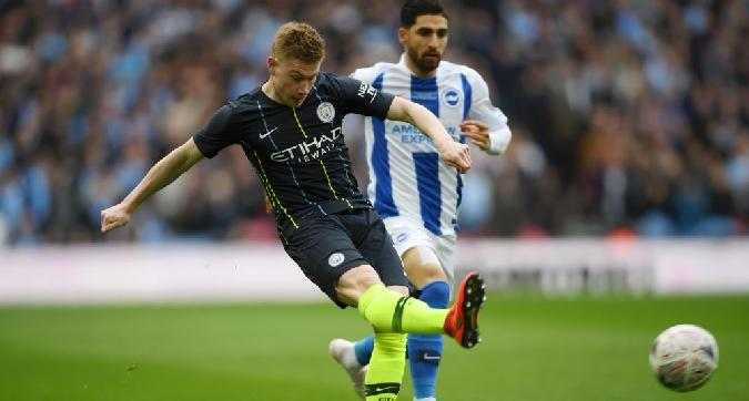 FA Cup, Manchester City in finale