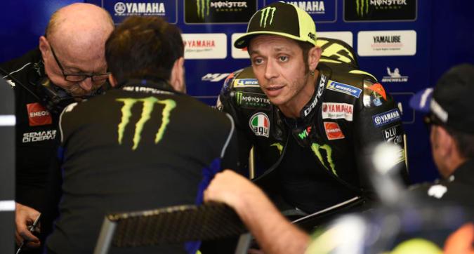 """MotoGP, Rossi: """"Siamo migliorati, a Jerez capiremo chi siamo"""""""