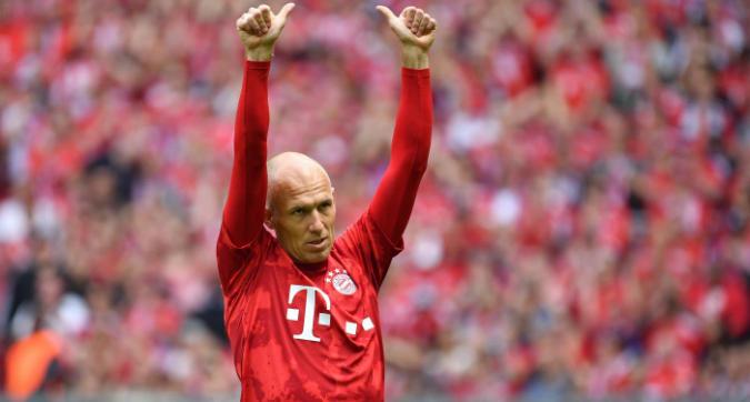 Olanda, Arjen Robben ha dato l'addio al calcio