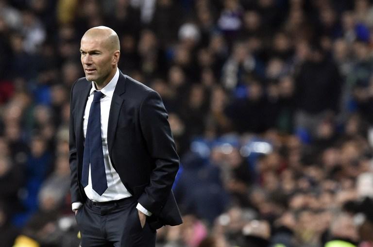 Zidane, 5-0 al debutto con il Real