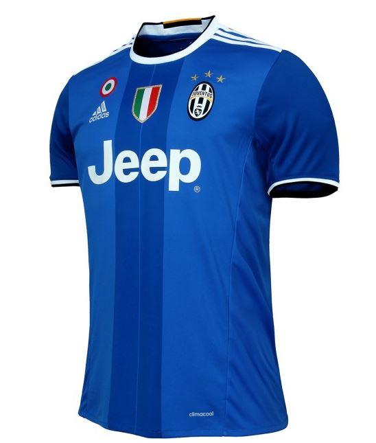La Juve torna al blu   Foto - Sportmediaset