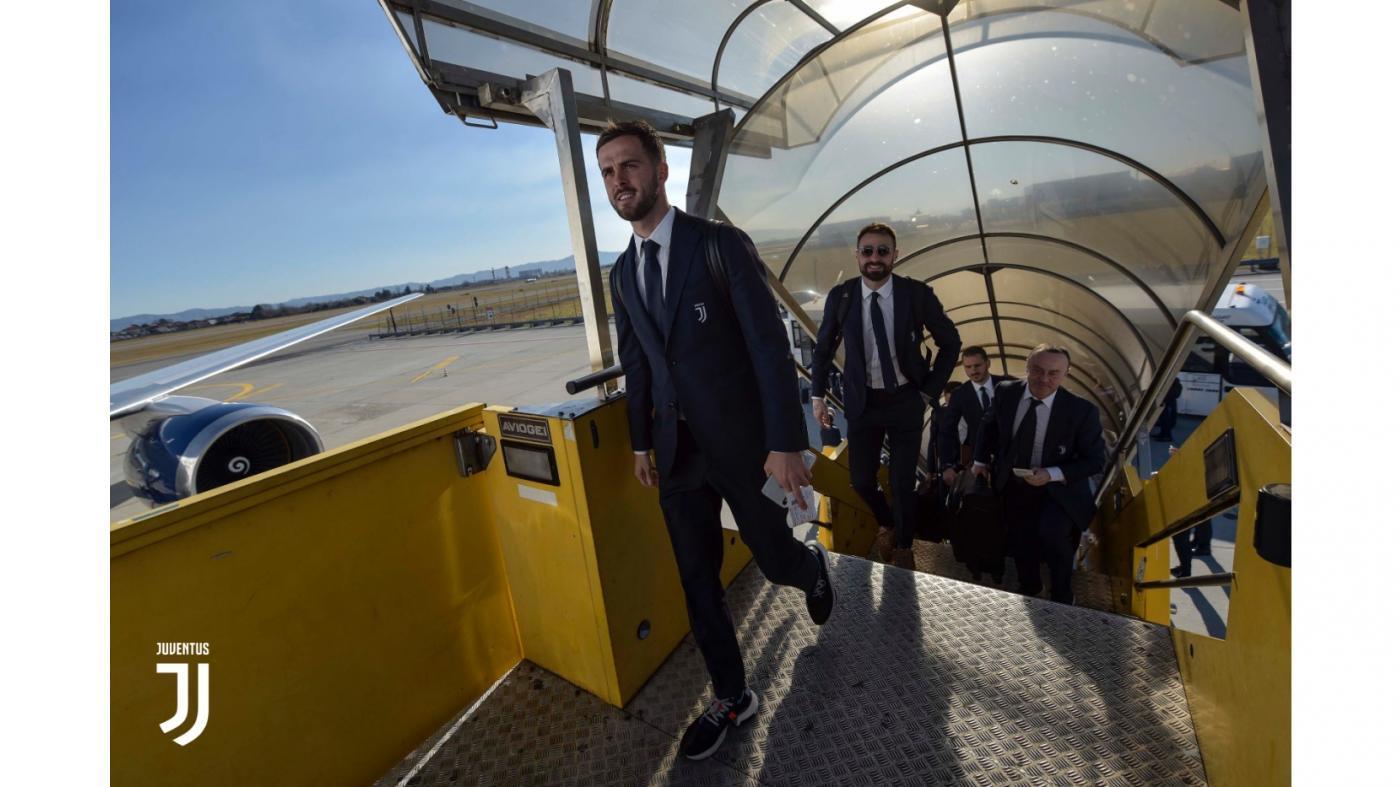 Supercoppa: Juve, via alla missione Gedda