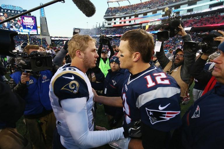 Saranno Los Angeles Rams e New England Patriots a darsi battaglia nel Super Bowl numero 53, in programma il 3 febbraio ad Atlanta. Trascinata dalle pr...