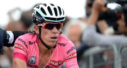 Giro d'Italia 2014, 15a tappa: Aru trionfa a Montecampione