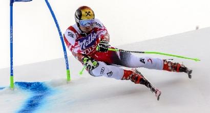 Sci, Gigante Adelboden: trionfo Hirscher, azzurri indietro