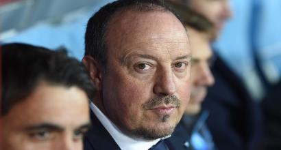 """Napoli, Benitez: """"Atteggiamento perfetto"""" - Calcio"""
