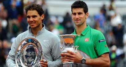 Nadal e Djokovic, Ipp