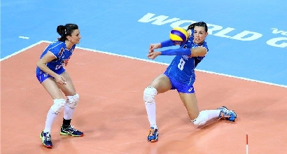 Volley, World Grand Prix: l'Italia strapazza la Turchia