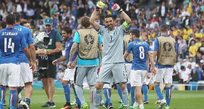 Euro 2016, Italia prima nel girone. Ora Spagna, Croazia o Rep. Ceca