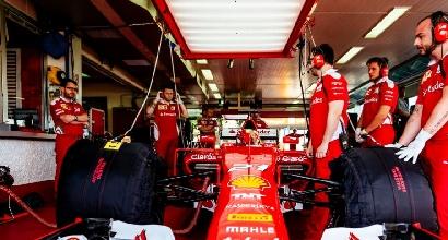 F1, test Fiorano: anche Gutierrez in pista con le gomme 2017