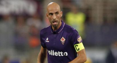 Fiorentina Borja Valero chiuderò la carriera a Firenze