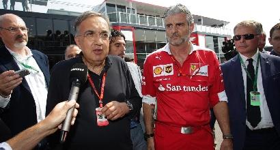 La Mercedes non insegue Vettel:
