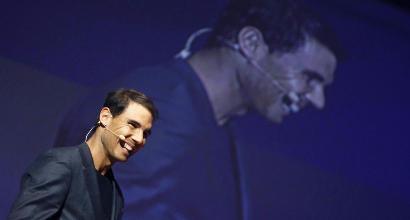 """Tennis, Nadal: """"Un giorno vorrei essere presidente del Real Madrid"""""""