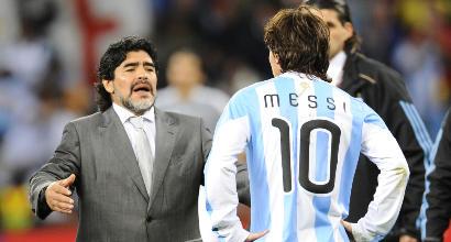 Pesanti insulti al guardalinee (Video): 4 turni di squalifica a Messi