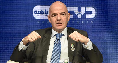 """Fifa, Infantino: """"Il Var al Mondiale di Russia 2018"""""""
