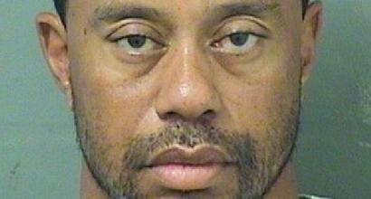 """Tiger Woods: """"Non ero ubriaco"""""""