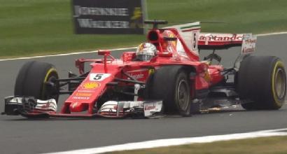 Ferrari, sfuma il tesoretto nella domenica peggiore