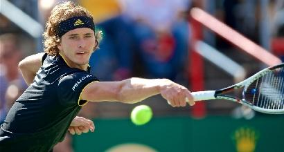 Tennis, Zverev sorprende Federer a Montreal