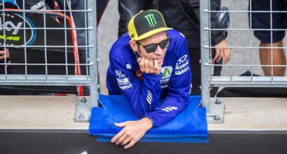 MotoGP, la Yamaha non sostituirà Rossi a Misano