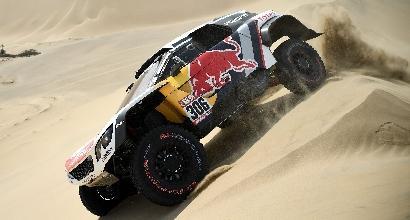 Dakar: Al Attiyah al comando nelle auto, Sunderland brilla nelle moto