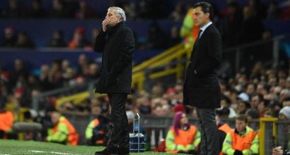 """United, Mourinho: """"Non è la fine del mondo, questo è il calcio"""""""