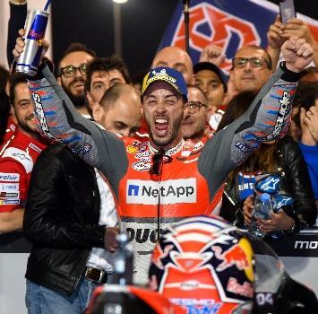 MotoGp, le pagelle di Losail: Dovizioso da 10, anche Marquez ha i suoi punti deboli