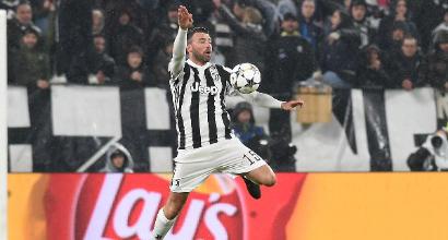 """Juve, Barzagli: """"Nessuna contestazione dei tifosi"""". E l'agente di Asamoah """"avverte"""" l'Inter"""