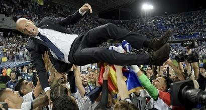 Champions, Zidane come e più di Lippi e Capello: terza finale di fila ma già due vinte