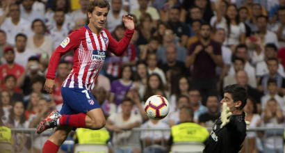 Real Madrid-Atletico Madrid 0-0, reti bianche nel derby del Bernabeu