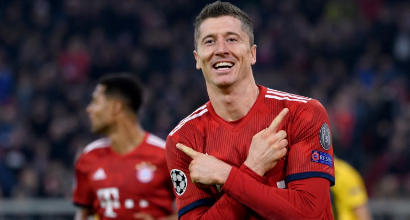 Champions League: Bayern Monaco di forza, City travolgente