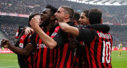 Il Milan fa gruppo: cena di squadra per Natale