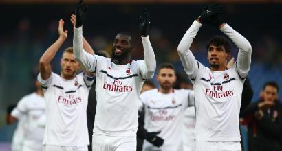 Milan, l'unione fa la forza: il gruppo è da Champions