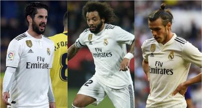 Zidane e la rivoluzione Real: Bale, Navas e altri 7 sono destinati a partire