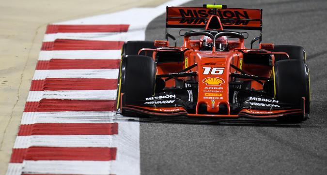 F1, Ferrari: Leclerc fermato da un corto circuito, ma il motore è salvo