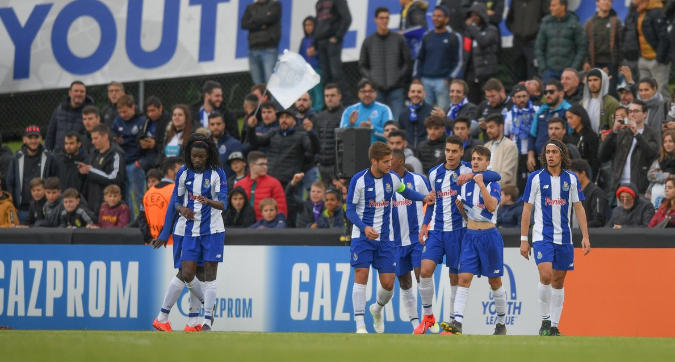 Youth League, il Porto è campione