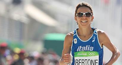 Due ore e 31 minuti: la Bertone si regala un crono da sballo alla vigilia dei suoi 47 anni!