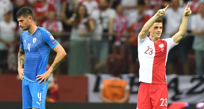 Qualificazioni Euro 2020: Piatek e Ilicic, gol e festa con Polonia e Slovenia. Schick ispirato